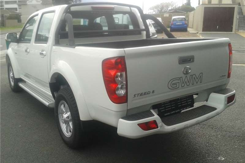 Used 0 GWM Steed 5E Double Cab