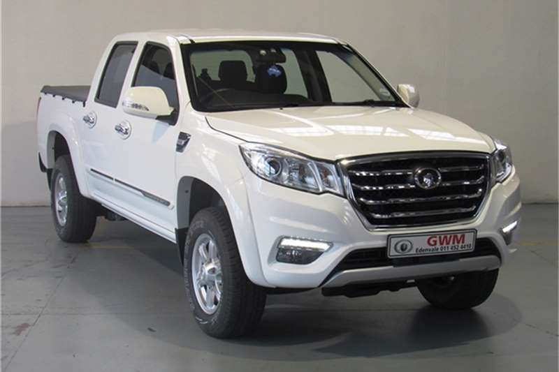 GWM Steed 6 2.0VGT double cab SX 2016