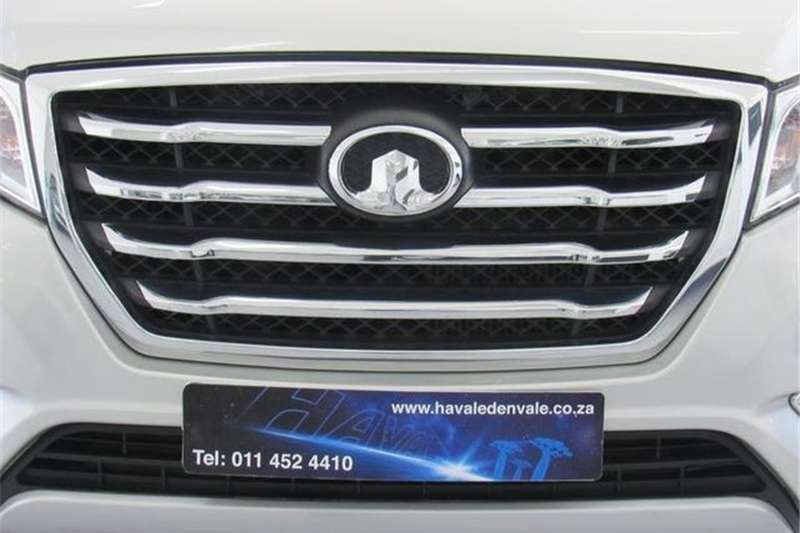 GWM Steed 6 2.0VGT double cab Xscape 2014