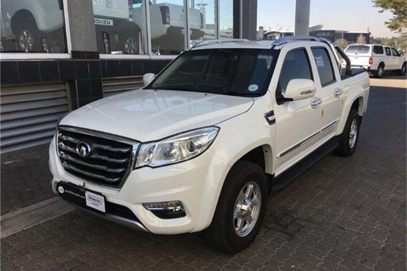 GWM Steed 6 2.0VGT double cab Xscape 2019