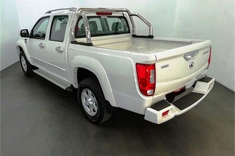 GWM Steed 6 2.0VGT double cab Xscape 2020