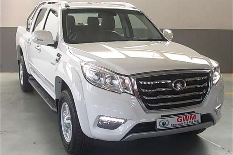 2020 GWM Steed 6 2.0VGT double cab Xscape