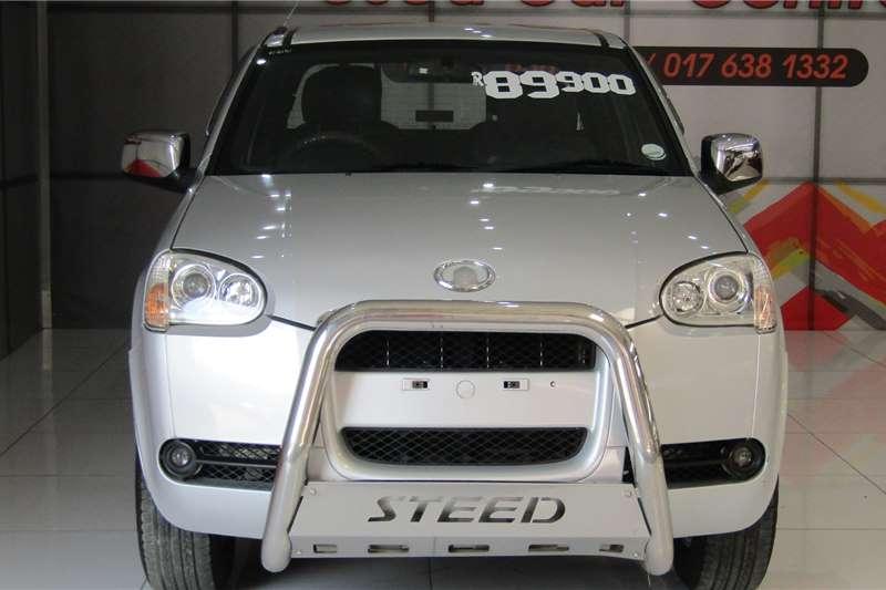 2011 GWM Steed