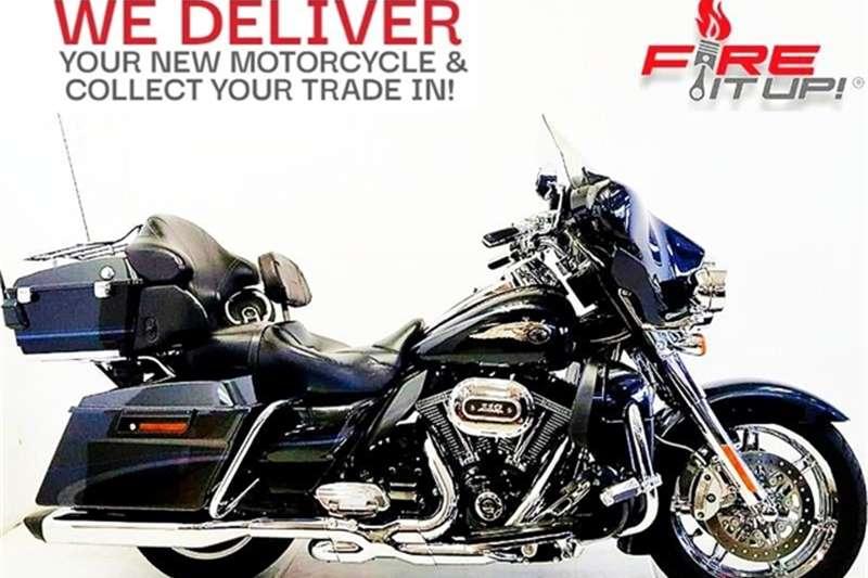 Harley Davidson CVO Ultra Limited GLIDE 2013