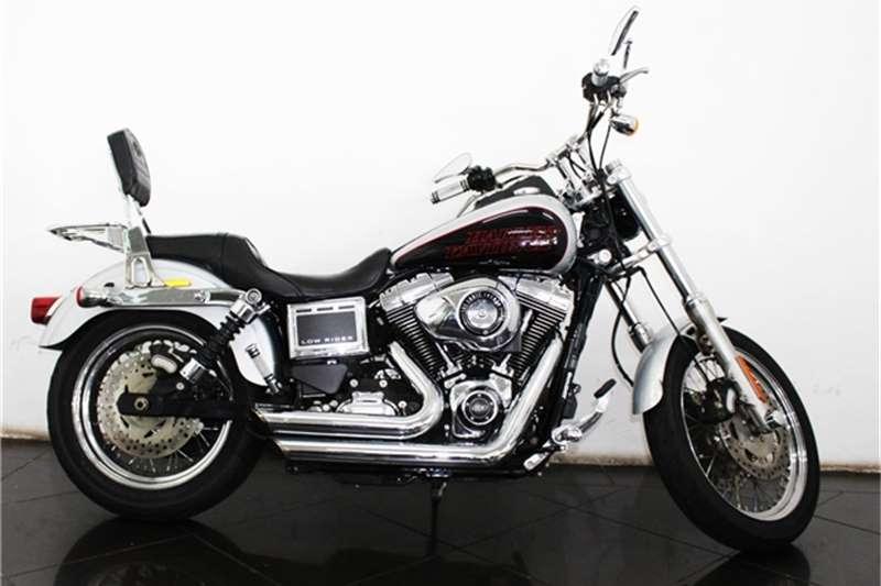 Harley Davidson Low Rider 1700 2015