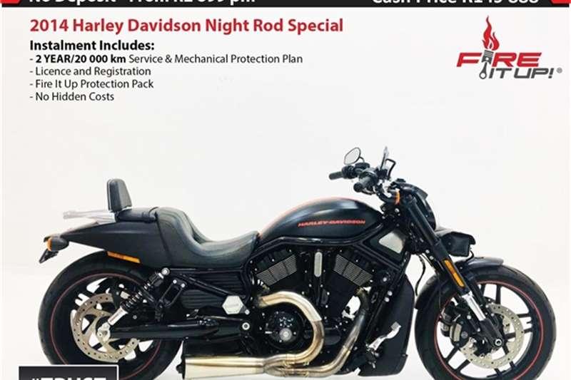 Harley Davidson Night Rod Special 2014