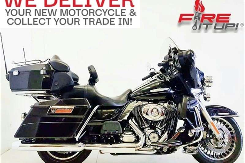 Harley Davidson TOURING GLIDE ULTRA LIMIT 2011