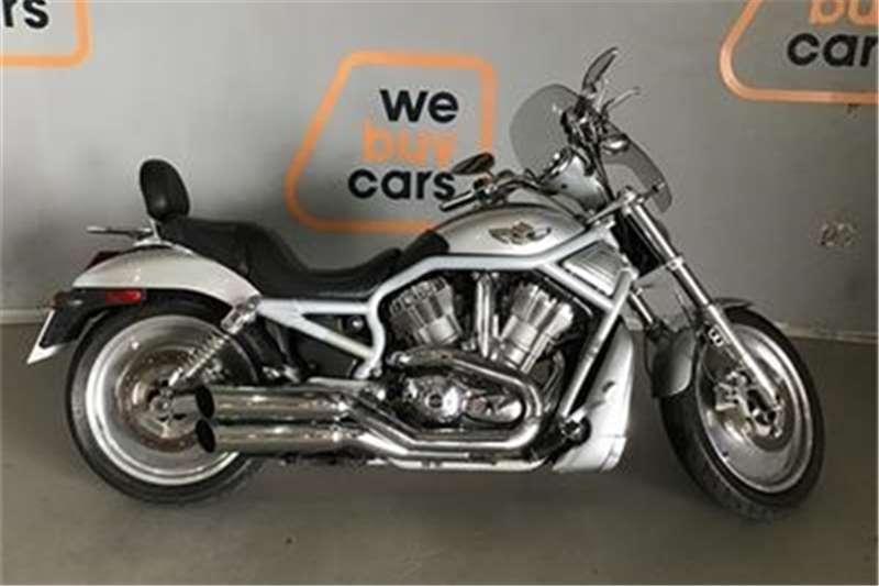 Harley Davidson Vrsc 2007