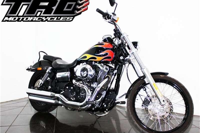 Harley Davidson WILD GLIDE 1200 2016