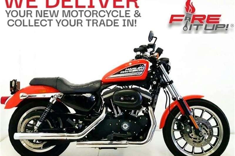 Harley Davidson Xl833r 2013