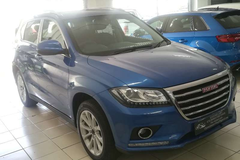 Used 2019 Haval H2 1.5T CITY A/T