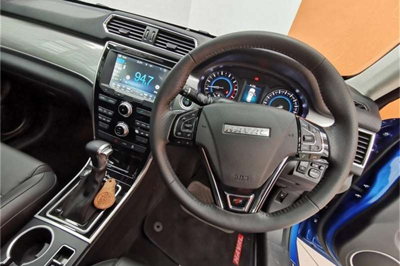 Used 2018 Haval H2 1.5T Luxury auto
