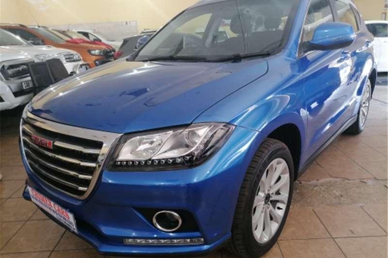 Used 2019 Haval H2 1.5T Luxury auto