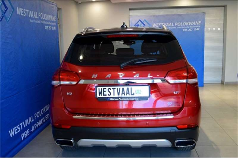 Used 2020 Haval H2 1.5T Luxury auto