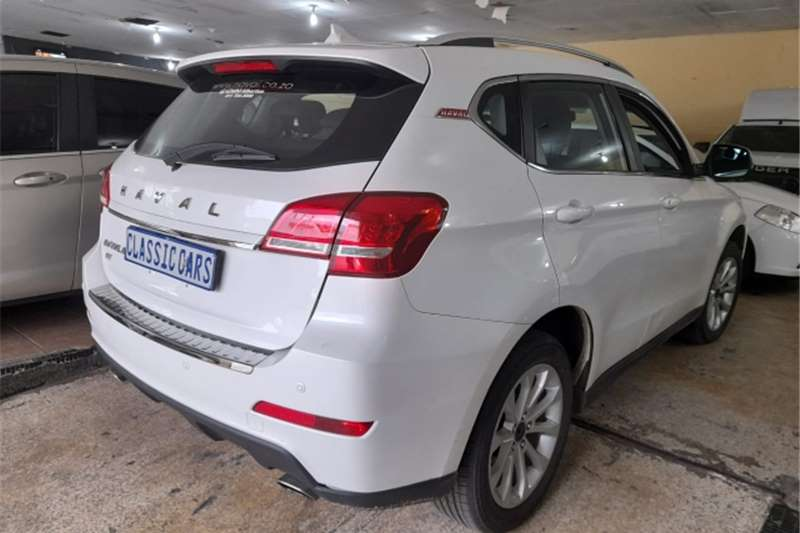 Used 2018 Haval H2