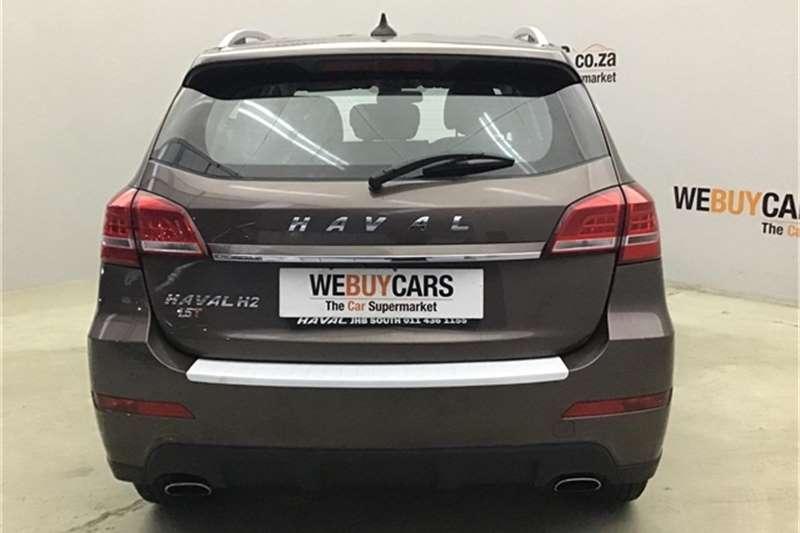 2018 Haval H2 1.5T Luxury auto