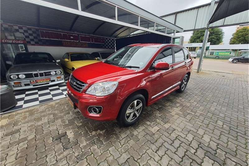 Used 2019 Haval H6 1.5T City
