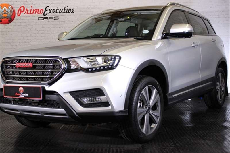 Haval H6 2.0T Luxury auto 2018
