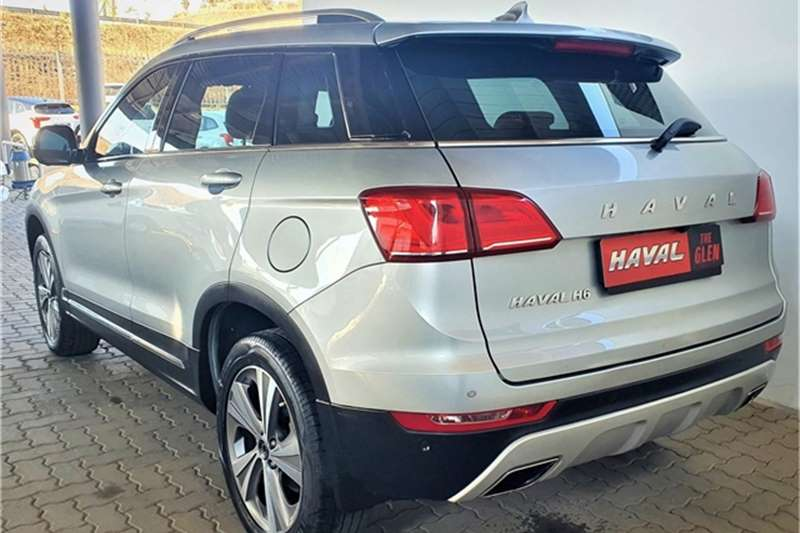 2018 Haval H6 H6 2.0T Luxury auto