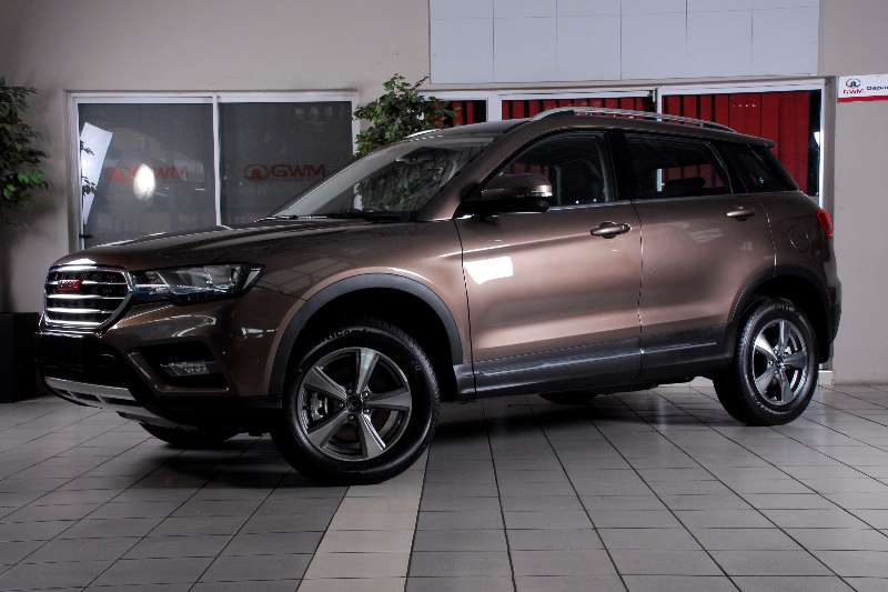 Haval H6 2.0T Luxury auto 2019