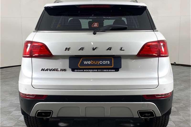 2020 Haval H6 H6 2.0T Luxury auto
