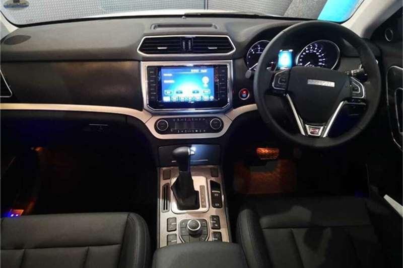 2021 Haval H6 H6 2.0T Luxury auto