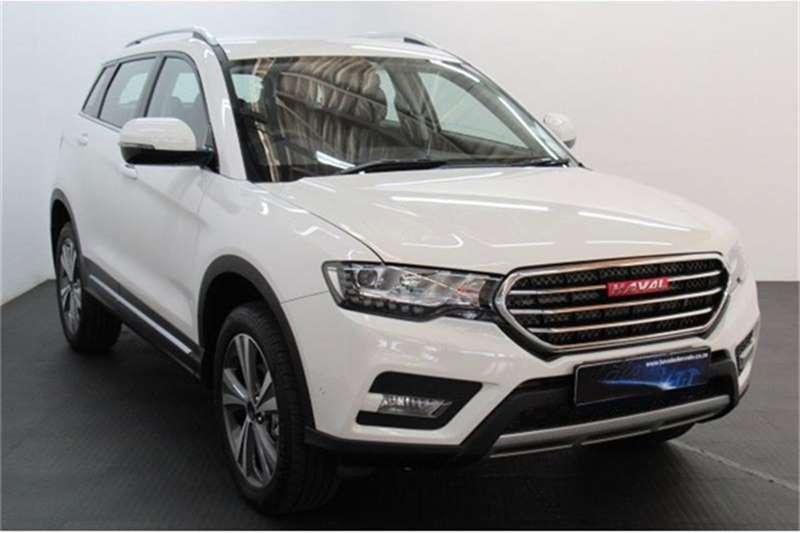 Haval H6 2.0T Premium auto 2018