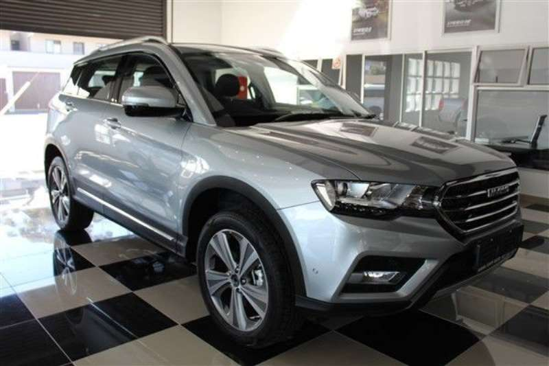 Haval H6 (H6C) 2.0T City Manual 2019