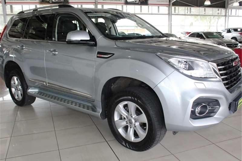 Haval H9 2.0 LUXURY 4X4 A/T 2018
