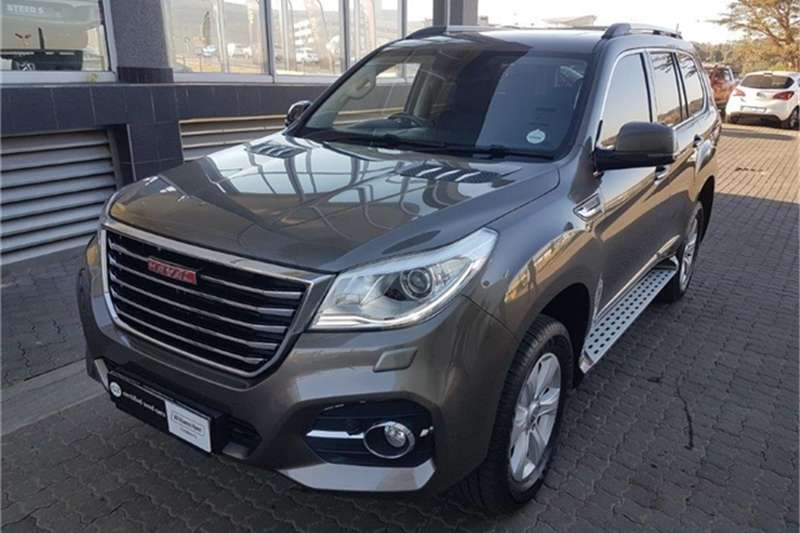Haval H9 2.0 LUXURY 4X4 A/T 2019