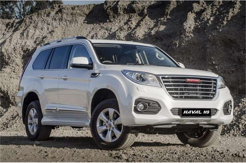 2020 Haval H9 2.0 LUXURY 4X4 A/T