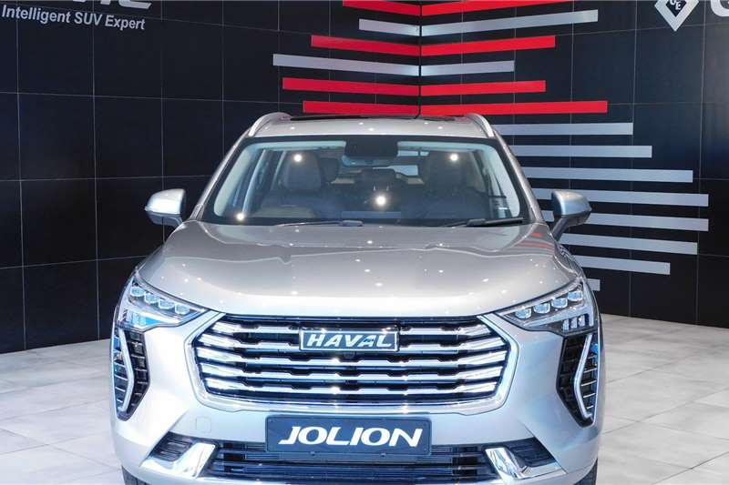Used 2021 Haval Jolion H2 JOLION 1.5T LUXURY DCT