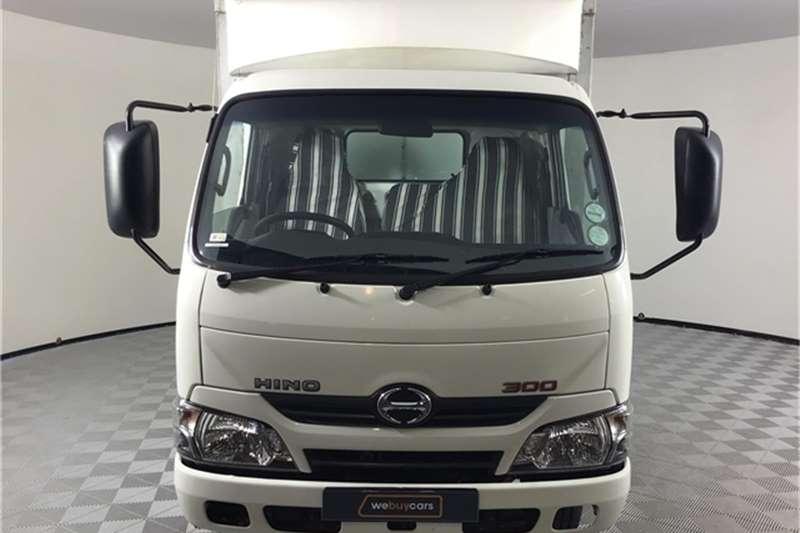 Hino 300 Series 2018