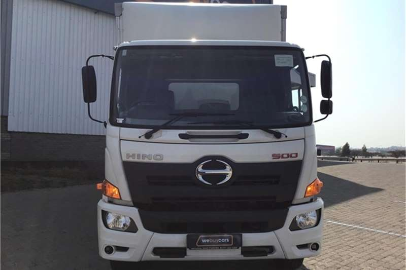 Hino 500 series 2018