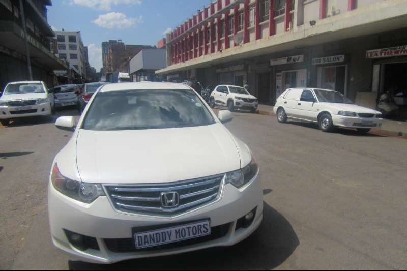 Honda Accord 2.0 automatic 2008