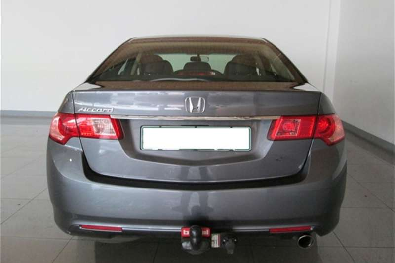 Honda Accord 2.0 automatic 2014