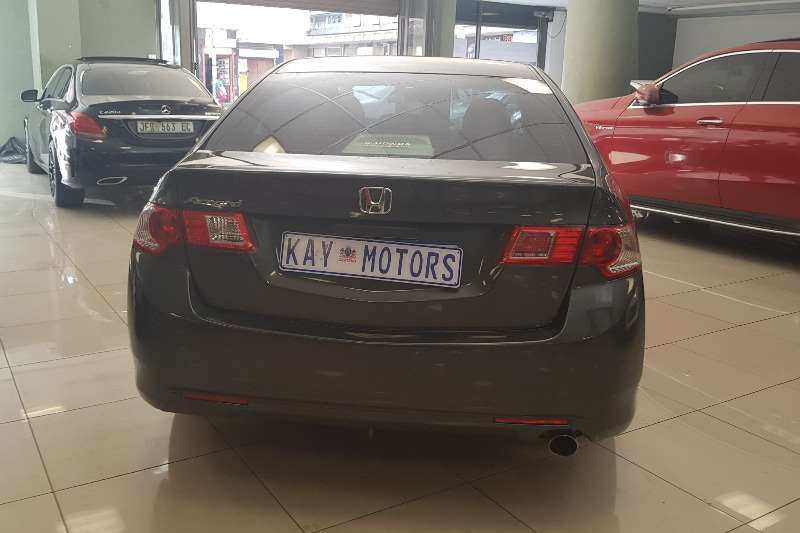 Honda Accord 2.0 Executive 2008