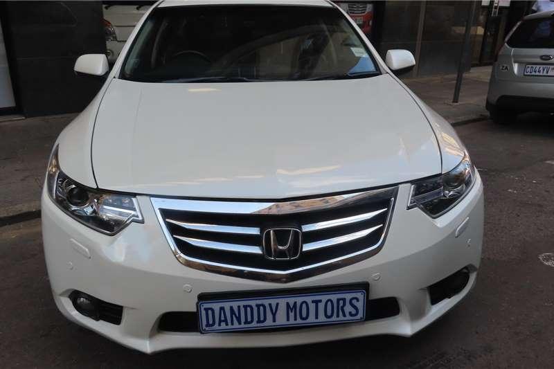 Honda Accord 2.0 Executive 2012
