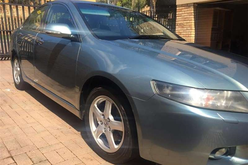 Honda Accord 2.0 Executive automatic 2005