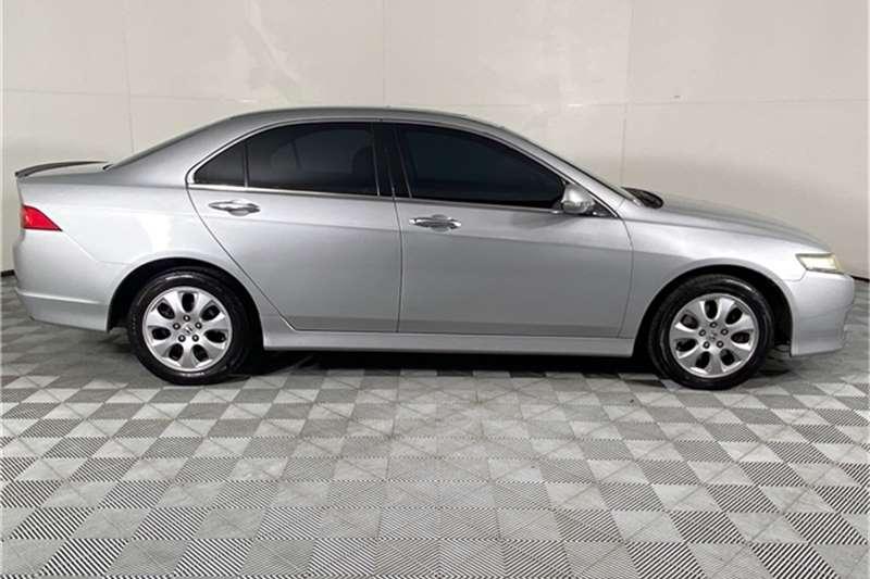 Used 2007 Honda Accord 2.0 Executive automatic