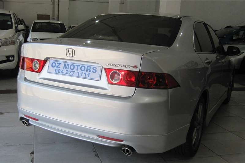 Honda Accord 2.4 Exclusive 2007
