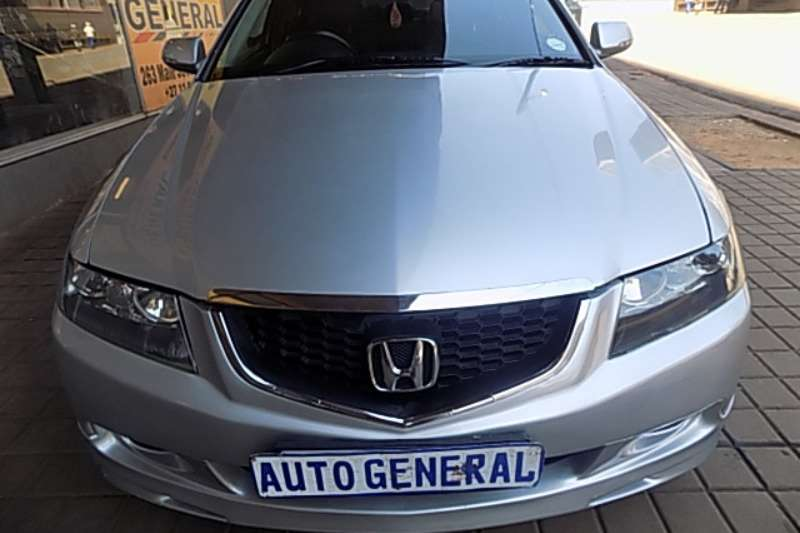 Honda Accord 2.4 Exclusive 2008
