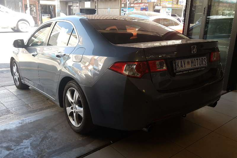 Honda Accord 2.4 Exclusive 2010