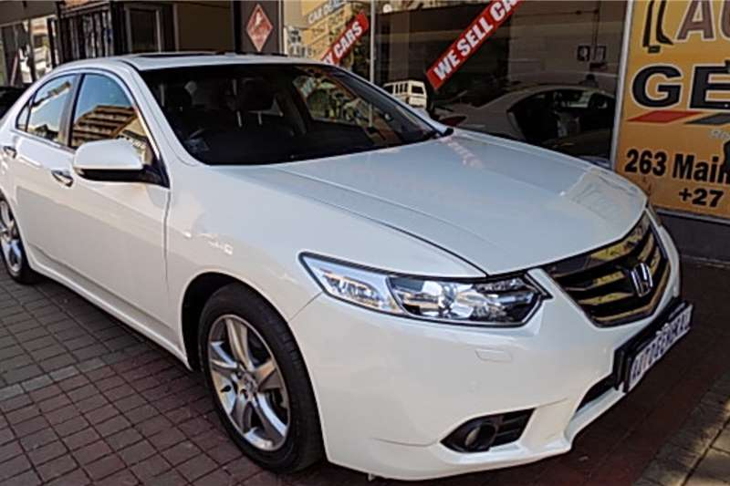 Honda Accord 2.4 Exclusive 2012