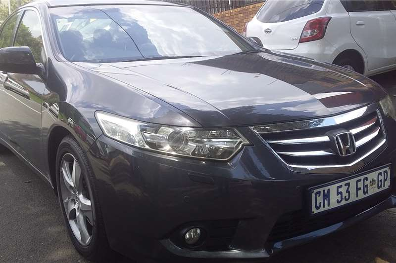 Honda Accord 2.4 Exclusive 2013