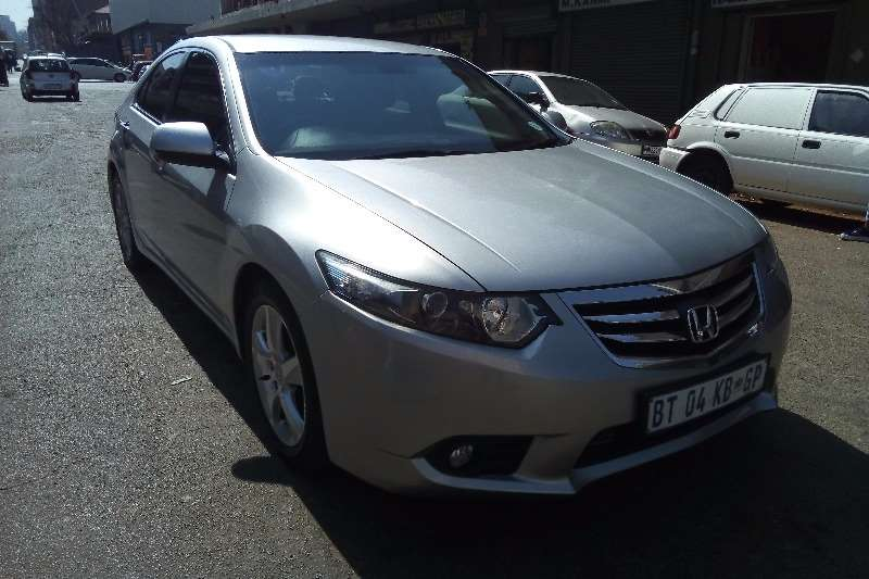 Honda Accord 2.4 Exclusive auto 2012