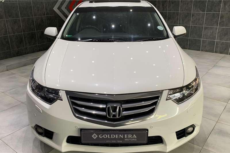 Honda Accord 2.4 Exclusive auto 2013