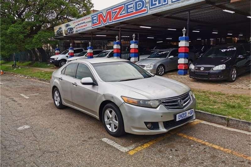 Honda Accord 2.4 Executive 2008