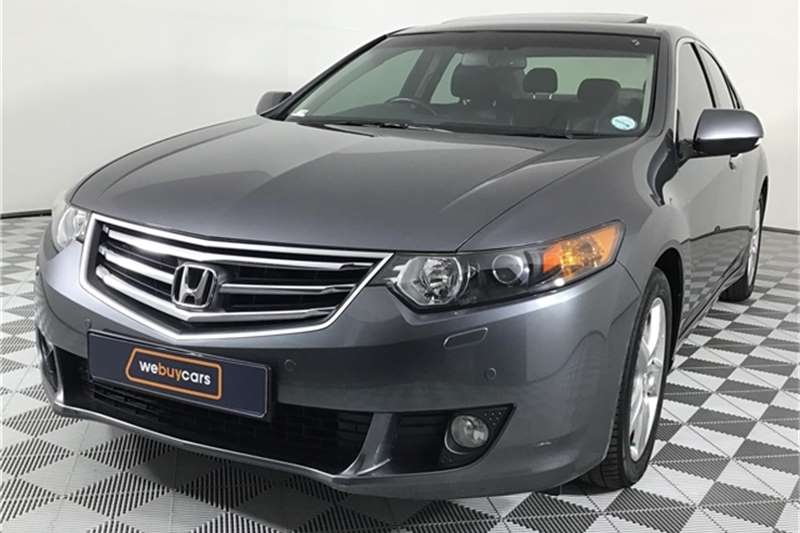 Honda Accord 2.4 Executive 2008