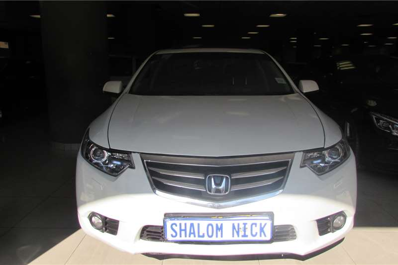 Honda Accord 2.4 Executive 2012